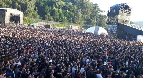 Festival en Galicia
