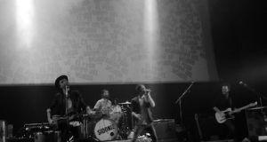 concierto Sidonie en Santiago