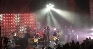 concierto de Leiva en Santiago 2016