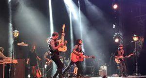 concierto quique gonzález en sala El Pelícano Coruña