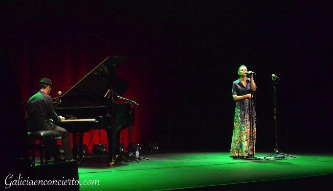 concierto de Marlango en Ferrol