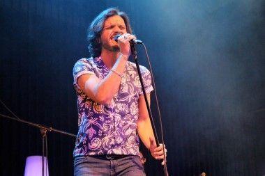 concierto Fredi Leis en Santiago