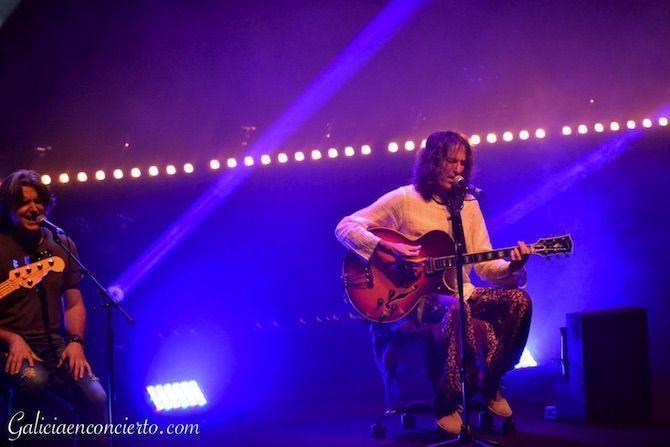concierto Robe en A Coruña