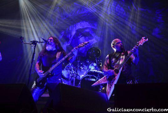 concierto Slayer en A Coruña