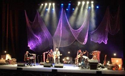 concierto Andrés Suárez en Ferrol