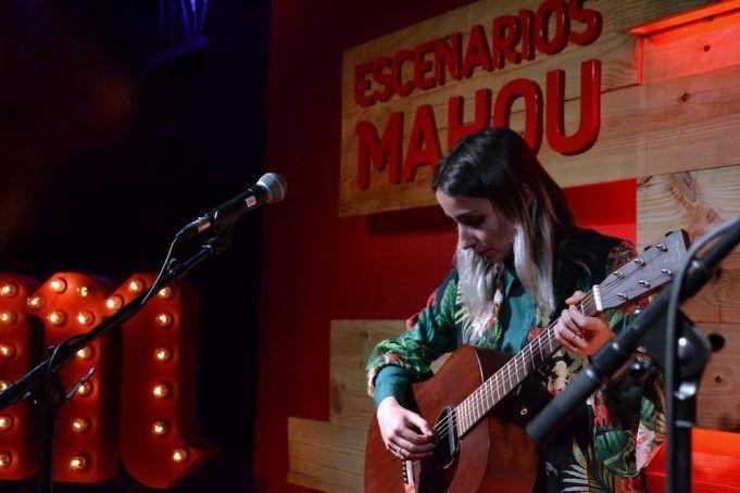 concierto de Zahara en Coruña