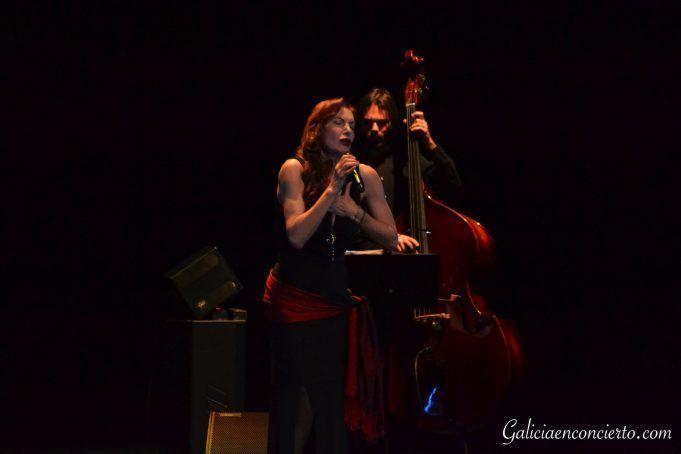 conciertos Ute Lemper en Ferrol