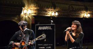 conciertos Amaral en Coruña