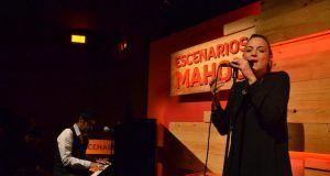 crónicas conciertos Coruña