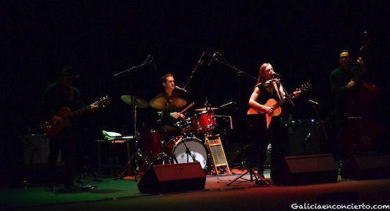 crónicas conciertos en Ferrol