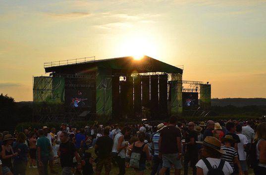 Crónica festival de la luz 2018