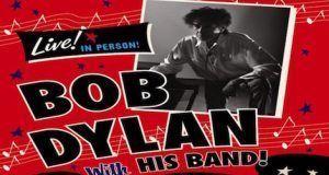 Bob Dylan concierto Santiago