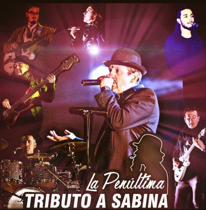 Tributo Sabina octubre