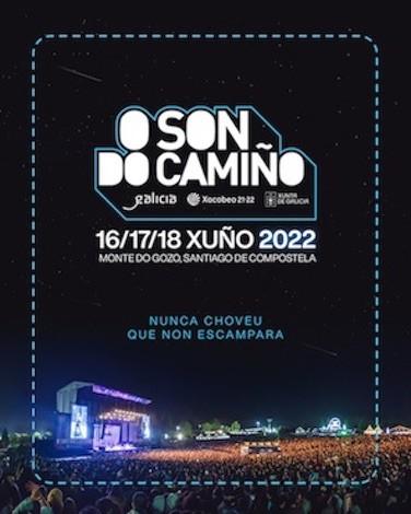 O son do camiño 2022