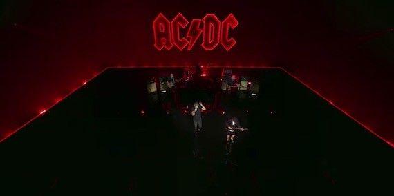 Nuevo video ACDC