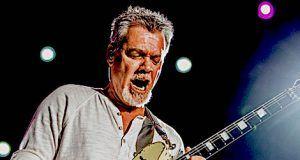 Muere Van Halen