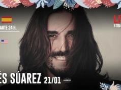 Concierto Andrés Suárez