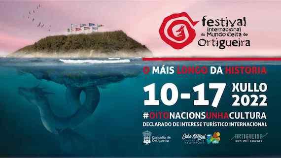 Festival Ortigueira 2022