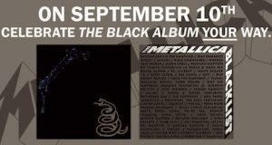 Metallica Black album