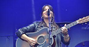 Carolina Rubirosa en concierto